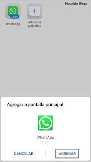 tener 2 whatsapp en el mismo movil facil y rapido