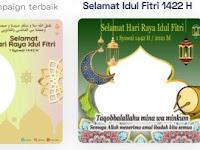 Kumpulan Twibbon Hari Raya Idul Fitri 1442 H Tahun 2021, Pilihan Terbaik dan Cara Menggunakannya