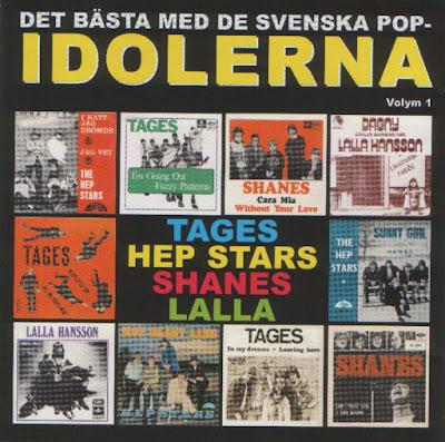 VA - Det Bästa Med De Svenska PopIdolerna Vol.1