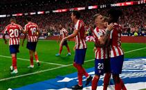 أهداف مباراة اتلتيكو مدريد وايبار