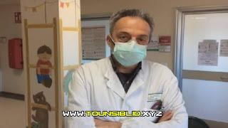 الدكتور حاتم الغزال : نحن مقبلون على مجزرة بسبب فيروس كورونا بتسجيل 10 الاف إصابة يوميا و 30 حالة وفاة