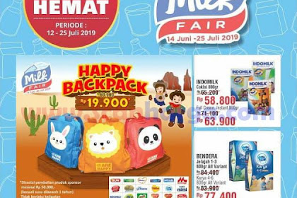 Promo Katalog Yomart Terbaru 12 - 25 Juli 2019