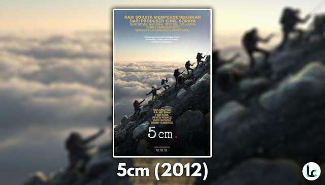 5 cm (2012) Full movie