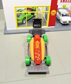 Hot Wheels Hot Dog
