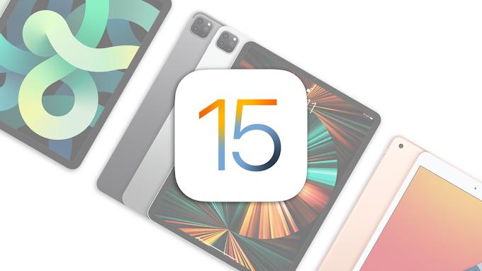 ¿Qué iPads obtendrán iPadOS 15?