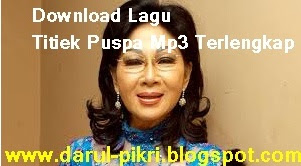 Download Lagu Titiek Puspa Mp3 Terlengkap