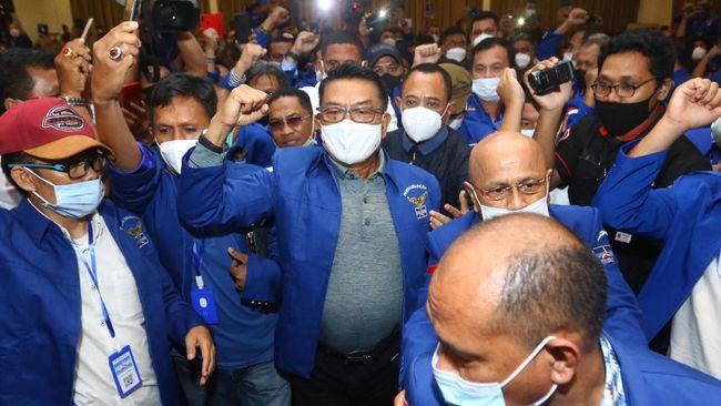 Peserta KLB Bongkar Kejanggalan Moeldoko Dipilih Jadi Ketum Demokrat Ketika Acara KLB