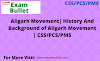 Aligarh Movement| History And Background of Aligarh Movement | CSS/PCS/PMS