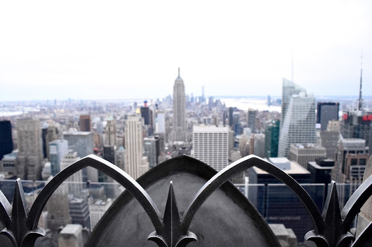 Anniversary Date: Top Of The Rock