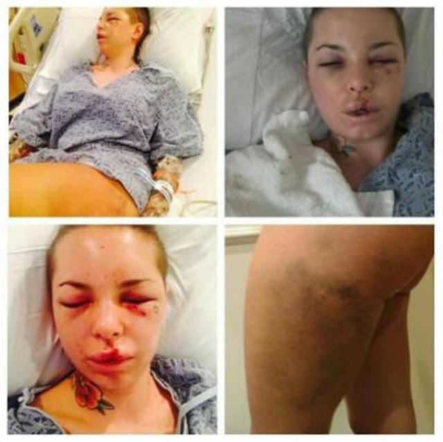 Perdió esta pelea: condenan a cadena perpetua a War Machine por golpear a Christy Mack