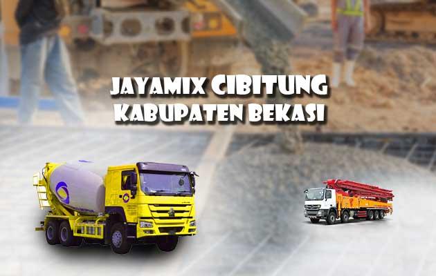 harga beton jayamix cibitung