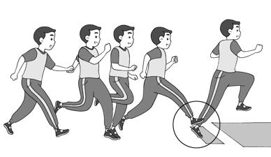 Atletik (Jalan Cepat, Lari Jarak Pendek, Lompat Jauh, dan ...