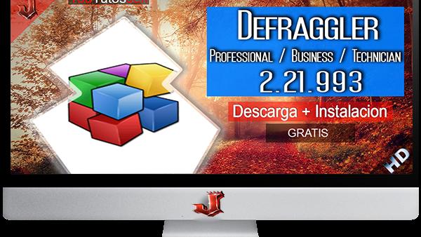 Defraggler 2.21.993 Professional / Business / Technician | PORTABLE | FULL ESPAÑOL | 2016