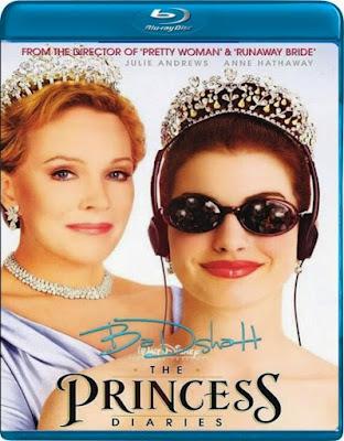 The Princess Diaries (2001) 480p 350MB BRRip Hindi Dubbed Dual Audio [Hindi + English] MKV