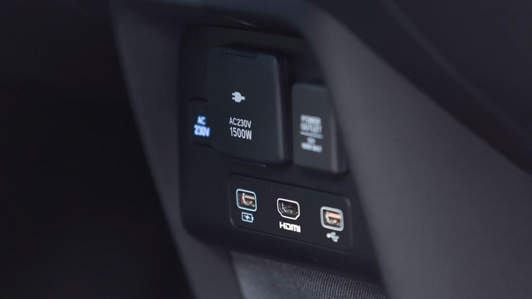 Honda E Versi Produksi, Modelnya Imut!