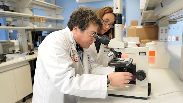 Ilustrasi laboratorium