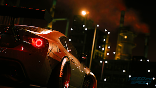 Need for Speed Gamecube Wallpaper