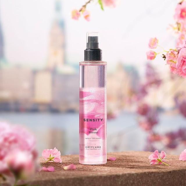 Produk Oriflame Spray Cologne 3 Varian Wangi