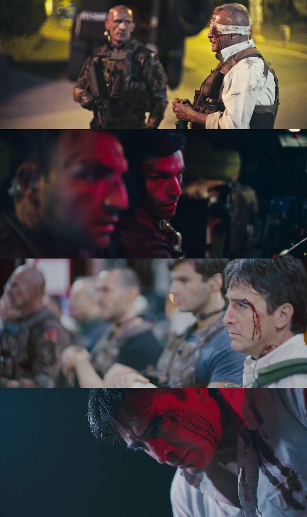 Escuadrón de Lobos (2018) HD 720p Latino