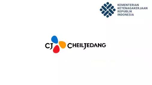 loker PT. Cheil Jedang (CJ) terbaru