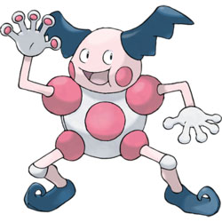 pokémon fada mr. mime
