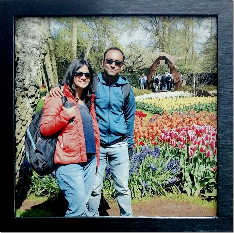 Photo Frame Photojaanic - Review by Backpack & Explore