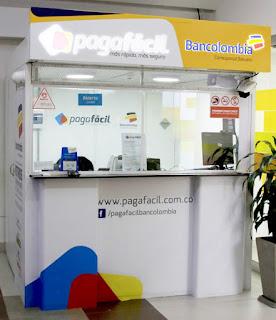 Oficinas Pagafácil en Apartadó