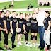 Inauguración del XIII Torneo de Voleibol para Madres de Familia