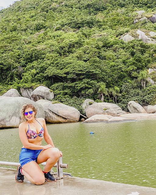 Bombinhas - Canto Grande do Mar de Dentro Mariscal e Mirante Eco 360º