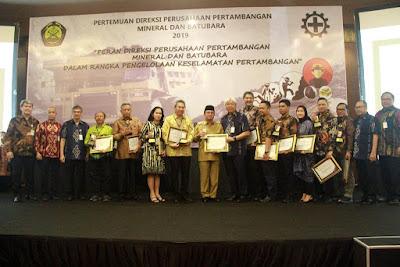 Fachrori Raih Penghargaan Subroto 2019 Dari Kementerian ESDM