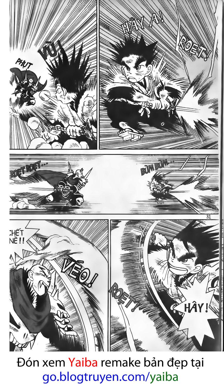 Yaiba chap 61 trang 10