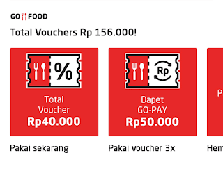 cara pesan gojek food 5