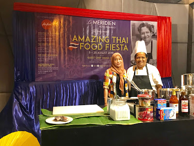 Amazing Thai Food Fiesta by Le Meridien Kota Kinabalu