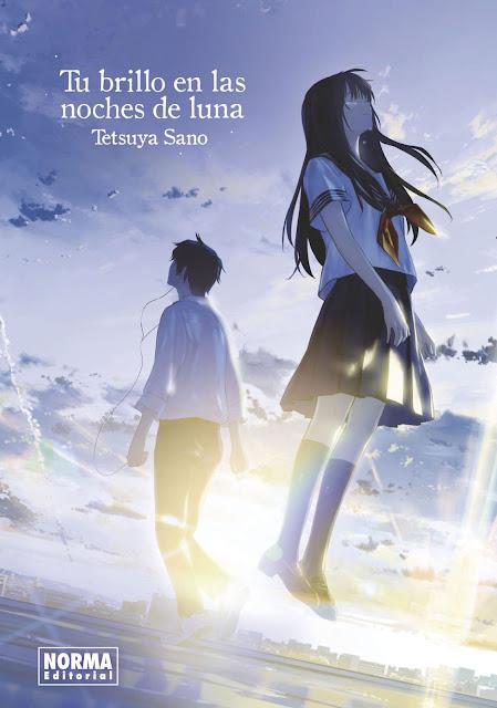 Review de la novela Tu brillo en las noches de luna de Tetsuya Sano - Norma Editorial