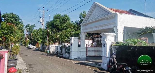Rumah Mewah dalam Benteng Kraton Jogja