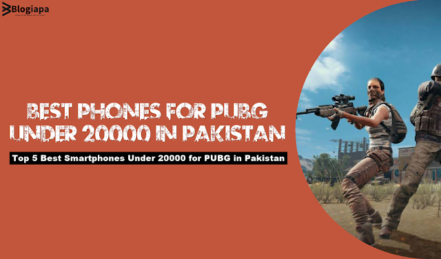 best phone for pubg mobile under 20000