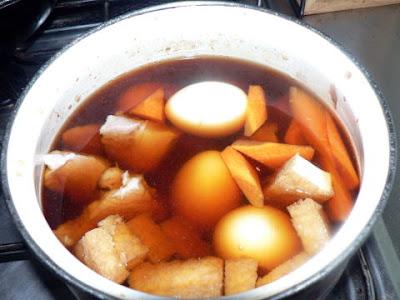 豚ロース煮物