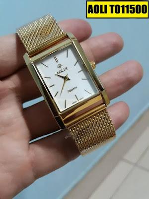 Đồng hồ nam mặt vuông Aolix T011500