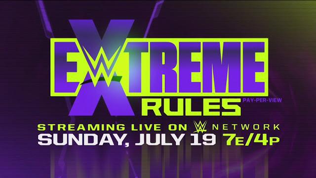 WWE Extreme Rules 2020: Novo combate adicionado ao evento!