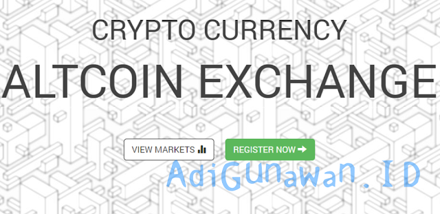 Review Lengkap Tempat Trading Bitcoin dan Exchange Cryptocurrency Coinexchange.io, dan Review Legit atau Scam Coinexchange.io