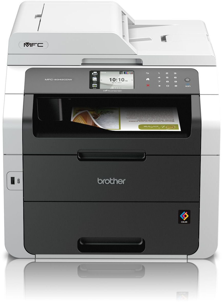 BROTHER MFC-9342CDW LAN DRIVERS (2019)