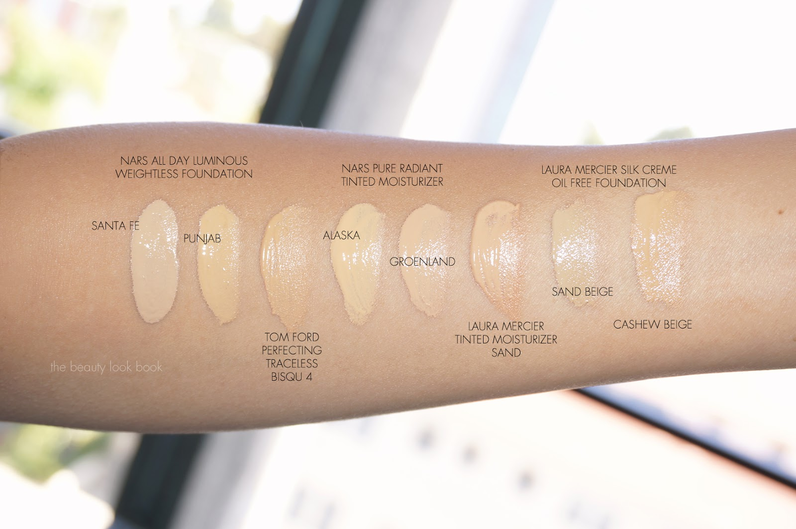 Foundation Rotation For Spring The Beauty Look Book