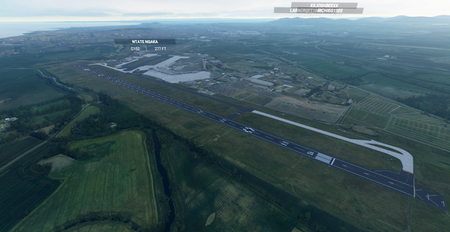 [MSFS] Edinburgh Airport EGPH Scotland