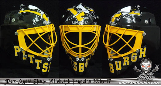 Flower Unveils NEW Mask for 2016-17 Season