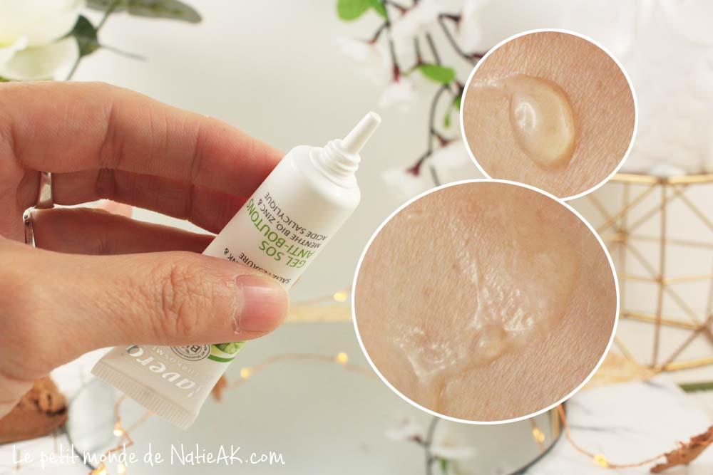 Soins visage anti-acné