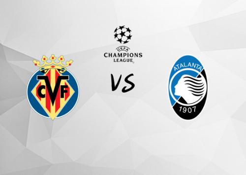 Villarreal vs Atalanta  Resumen