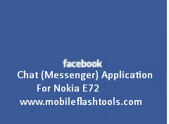 Facebook Chat Application For Nokia E72 Free Download (2018)