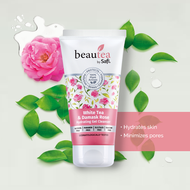 White Tea & Damask Rose Hydrating Gel Cleanser