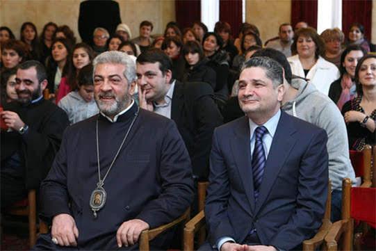 Kchoyan corrupcion armenia