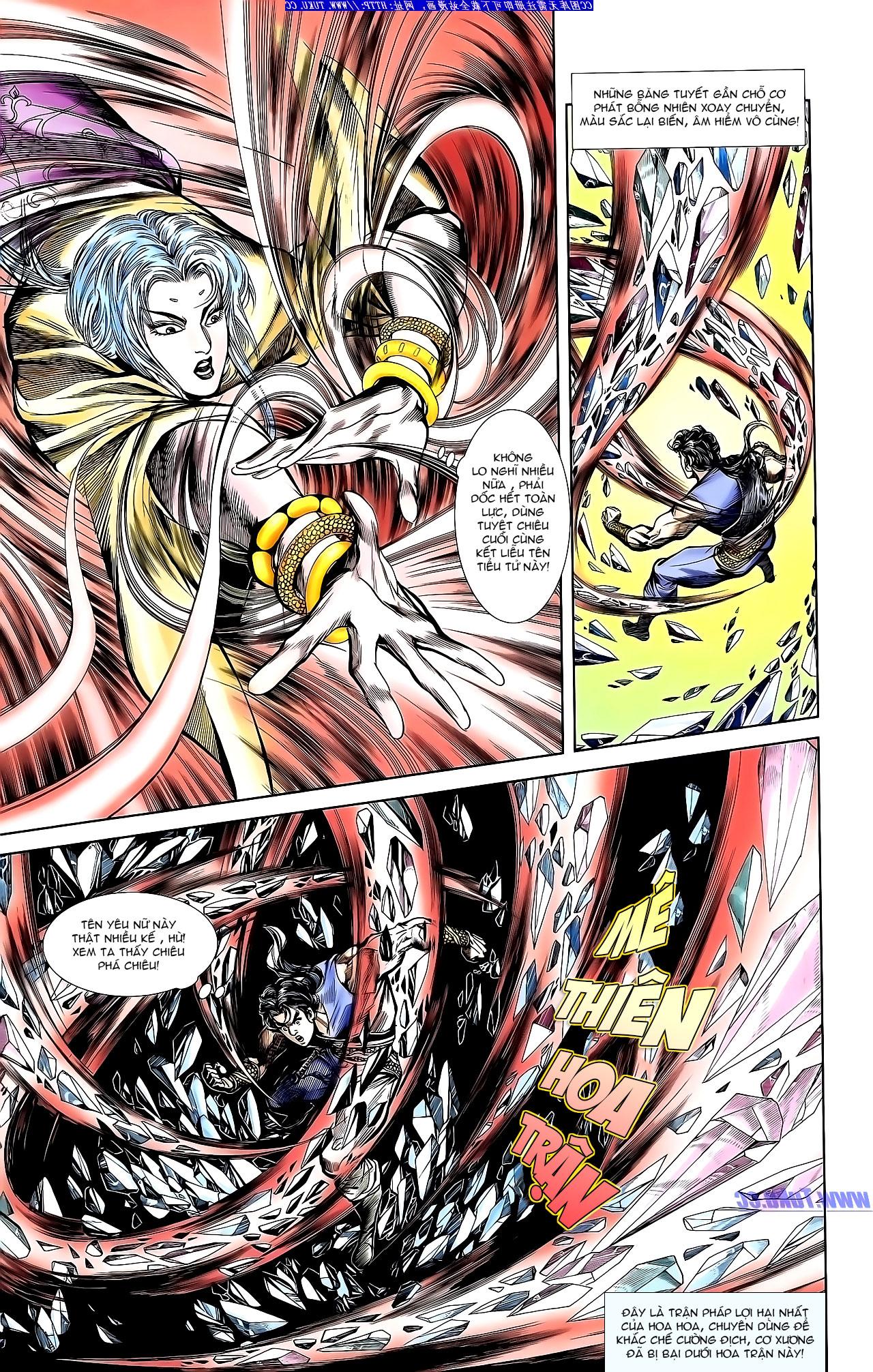 Cơ Phát Khai Chu Bản chapter 143 trang 18
